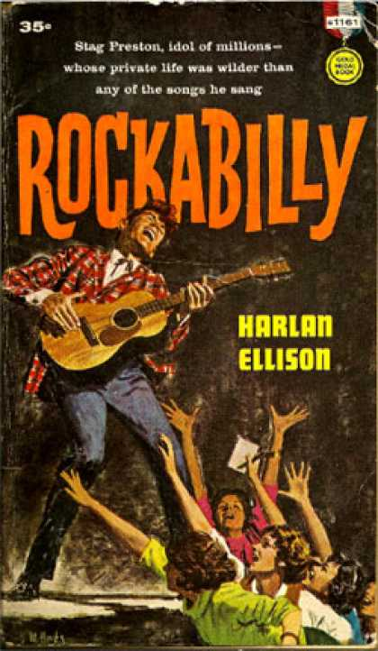 Gold Medal Books - Rockabilly