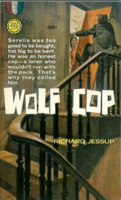 Gold Medal Books - Wolf Cop