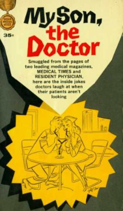 Gold Medal Books - My Son, the Doctor