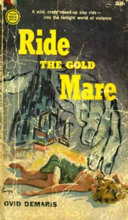 Gold Medal Books - Ride the Gold Mare