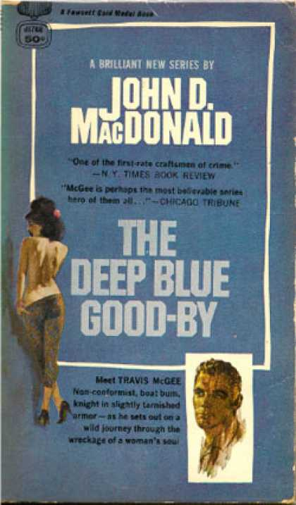 Gold Medal Books - The Deep Blue Good-by