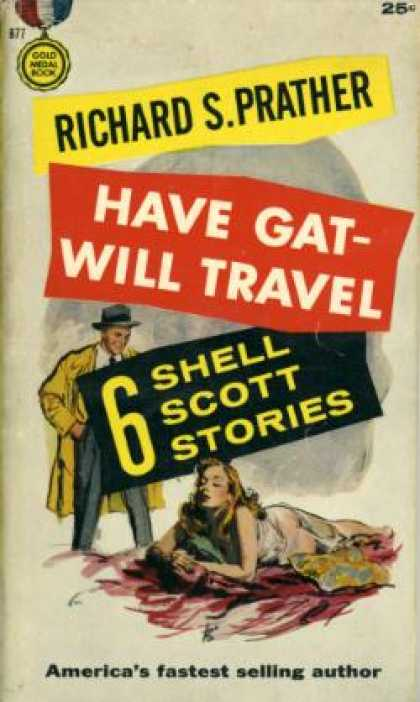 Gold Medal Books - Have Gat Will Travel - Richard S. Prather