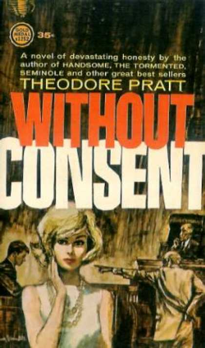 Gold Medal Books - Without Consent