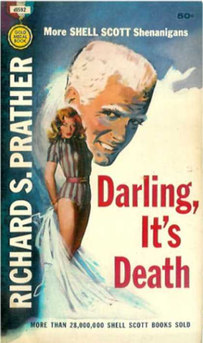 Gold Medal Books - Darling, It's Death - Richard S. Prather