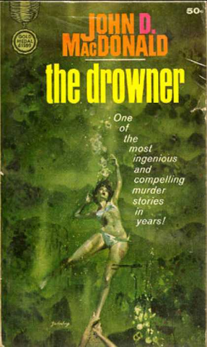 Gold Medal Books - The Drowner