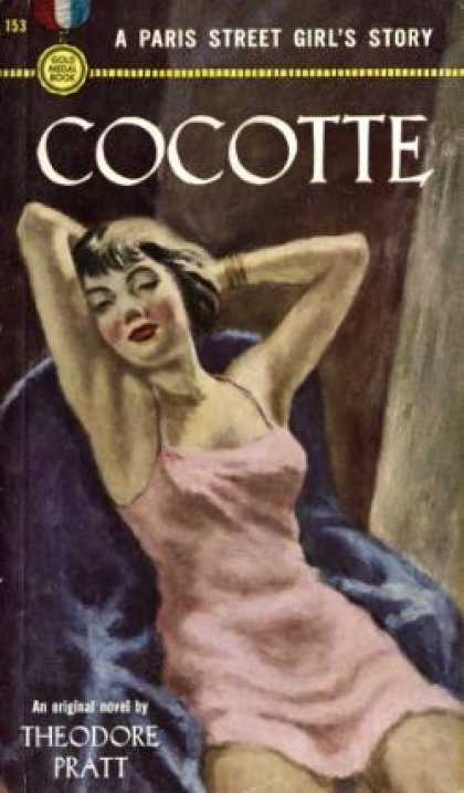 Gold Medal Books - Cocotte - Theodore Pratt