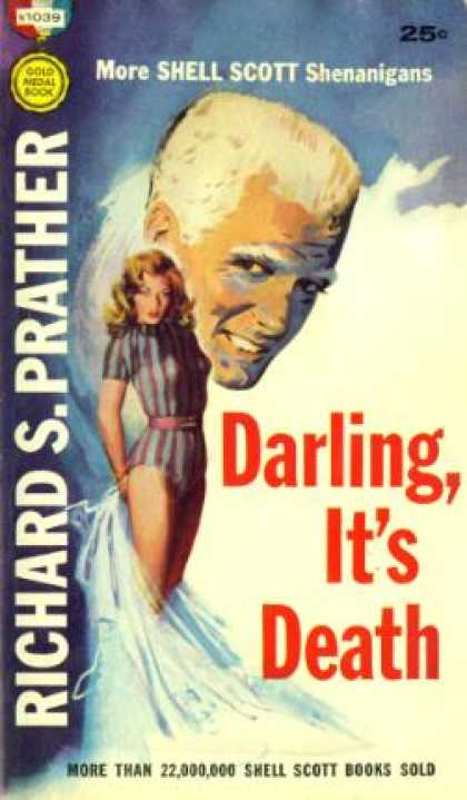 Gold Medal Books - Darling, It's Death