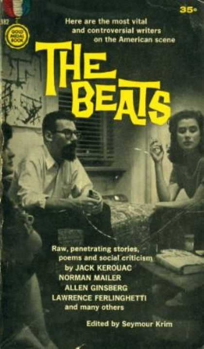 Gold Medal Books - The Beats - Lawrence Ferlinghetti
