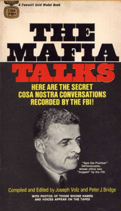 Gold Medal Books - The Mafia Talks
