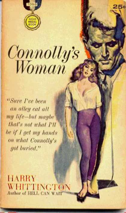 Gold Medal Books - Connolly's Woman