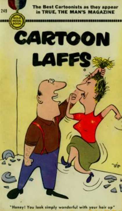 Gold Medal Books - Cartoon Laffs