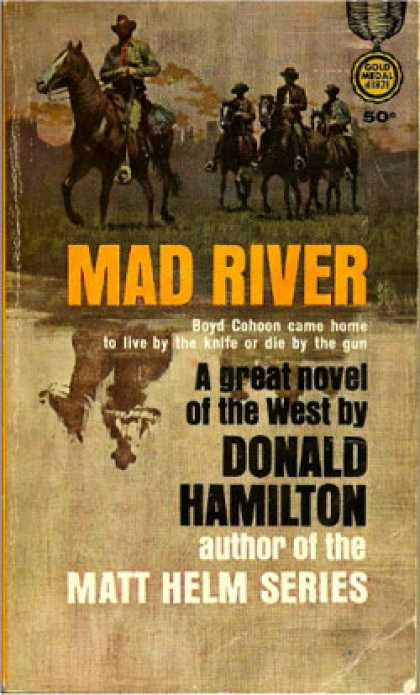 Gold Medal Books - Mad River