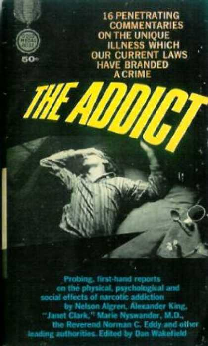 Gold Medal Books - The Addict
