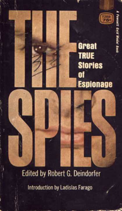 Gold Medal Books - The Spies