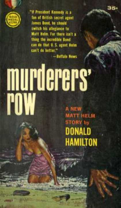 Gold Medal Books - Murderers' Row