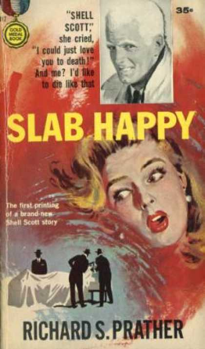 Gold Medal Books - Slab Happy - Richard S. Prather