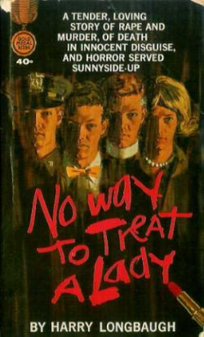 Gold Medal Books - No Way To Treat a Lady