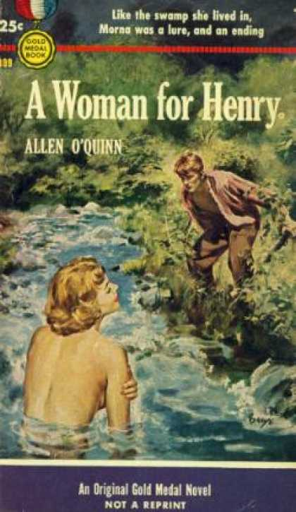 Gold Medal Books - Woman for Henry, a - Allen O'quinn
