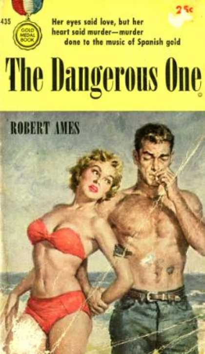 Gold Medal Books - The Dangerous One