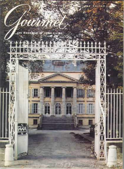 Gourmet - October 1977