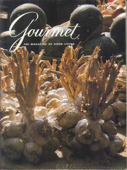 Gourmet - May 1978