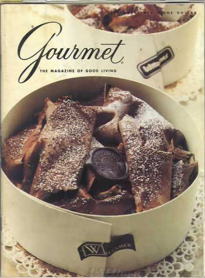 Gourmet - September 1978