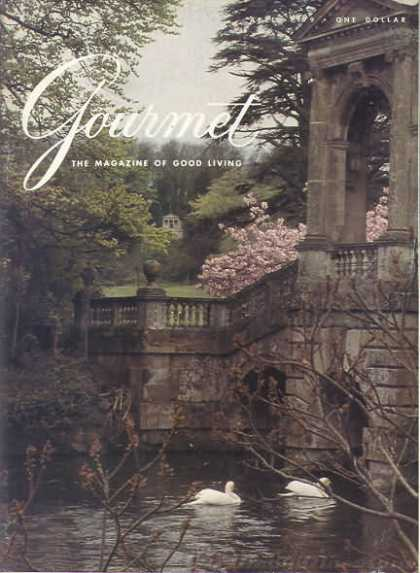 Gourmet - April 1979