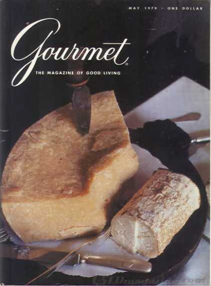 Gourmet - May 1979
