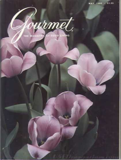 Gourmet - May 1980