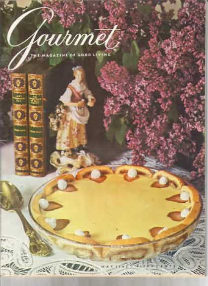 Gourmet - May 1962