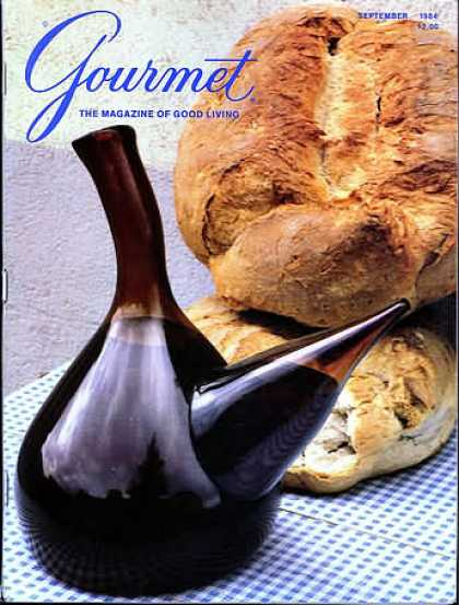 Gourmet - September 1984