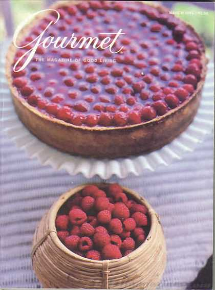 Gourmet - March 1985