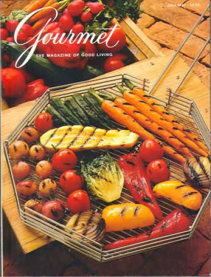 Gourmet - July 1987