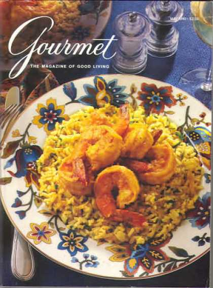 Gourmet - May 1990