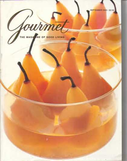 Gourmet - September 1990