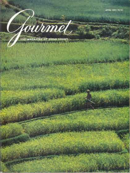 Gourmet - April 1991