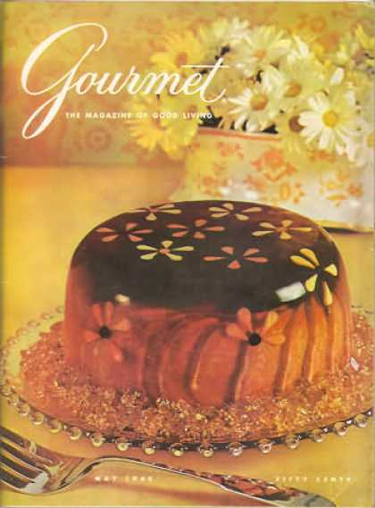 Gourmet - May 1965