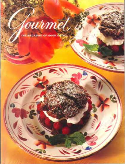 Gourmet - May 1991