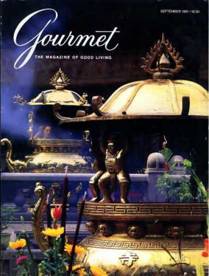 Gourmet - September 1991