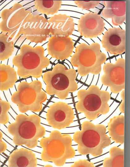 Gourmet - October 1991