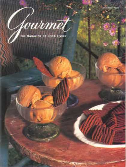 Gourmet - May 1992