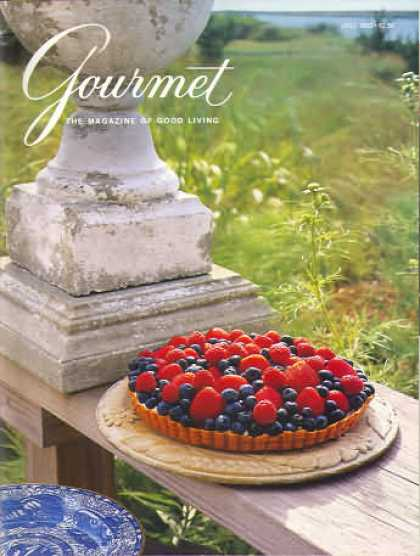 Gourmet - July 1992