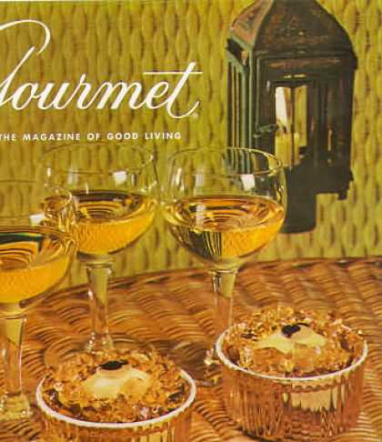 Gourmet - July 1965