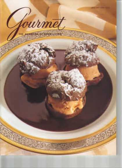 Gourmet - January 1993