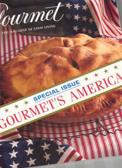 Gourmet - April 1993