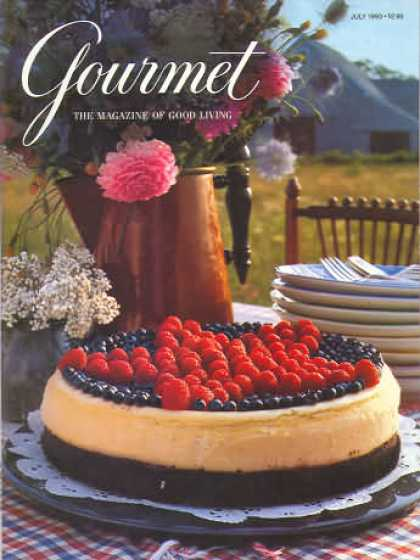 Gourmet - July 1993