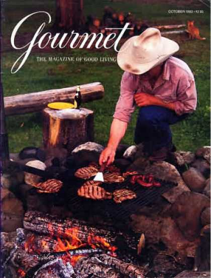 Gourmet - October 1993