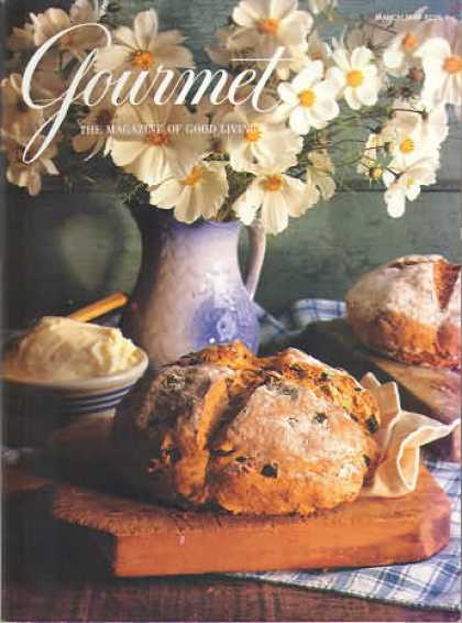Gourmet - March 1994