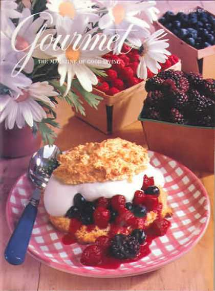 Gourmet - July 1994
