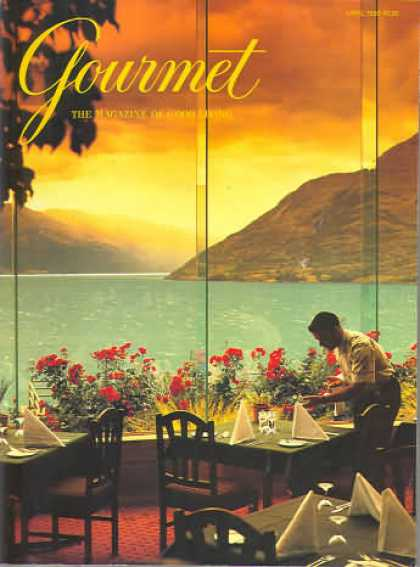 Gourmet - April 1995